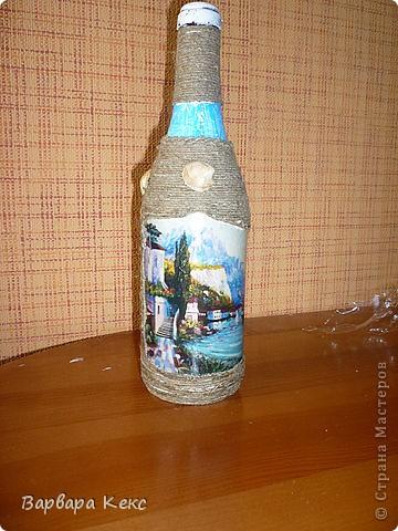 Бутылка для друга) фото 1