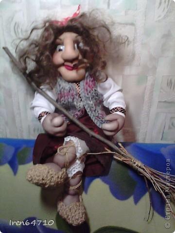 Ягуша-дама озорная получилась,с характером фото 2