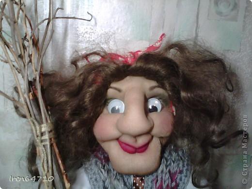 Ягуша-дама озорная получилась,с характером фото 3