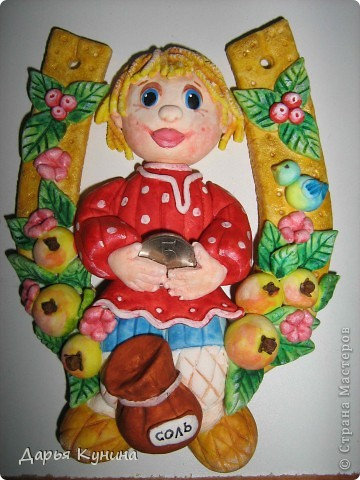 Домовят в СМ много, я лепила с домовёнка Ларисы Ивановой. фото 3
