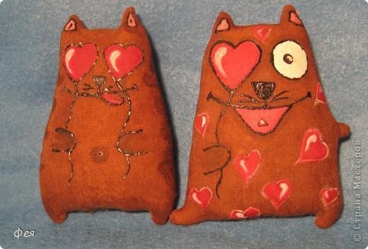 Вот и я попробовала сделать ароматных тонированных кофем котиков .Рисование- не мой талант , потому вдохновлялась и срисовывала у Виктории тут : http://stranamasterov.ru/node/151375 и у Ирины, вот тут: http://stranamasterov.ru/node/163238 фото 3