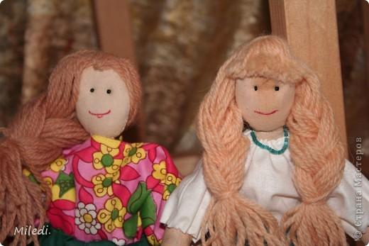 Мои первые девочки Глаша и Маша.Русские красавицы. На подходе более гламурные подруги. фото 2
