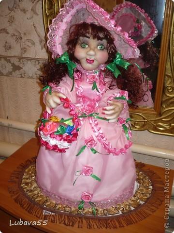 Куклы-пакетницы фото 10