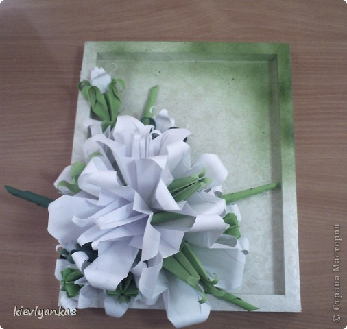 Рамка, цветы, картина фото 3
