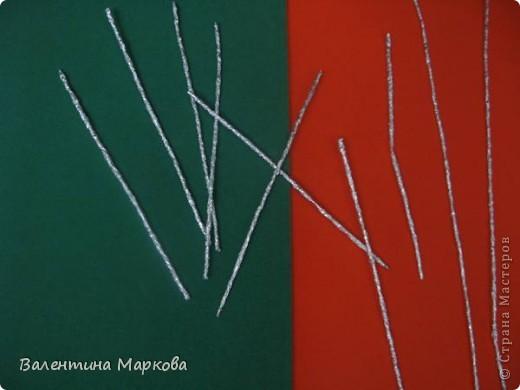 Мастер-класс Поделка изделие Плетение Паучок в серебряной паутине  мастер-класс по просьбе Фольга фото 2