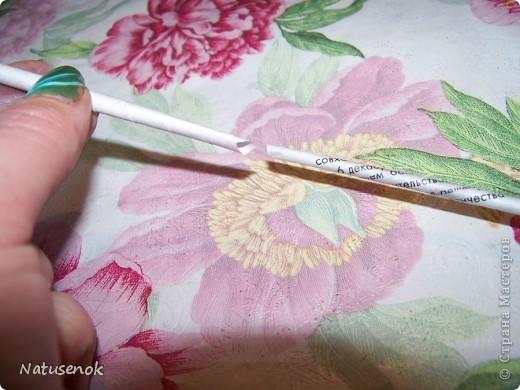 плетем вот такую Пасхальную подставку-плетенку фото 8