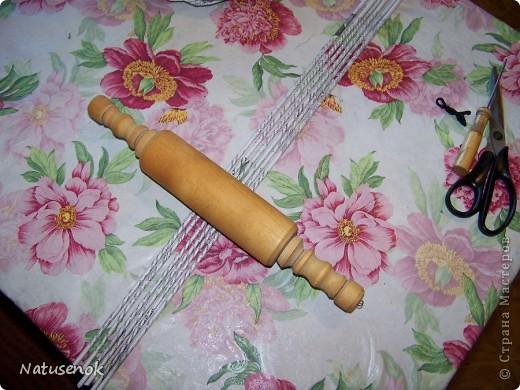 плетем вот такую Пасхальную подставку-плетенку фото 26