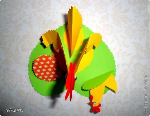 Такую курочку, цыплят, яйцо можно сделать к Пасхе (продолжаю тему сердечек). фото 4