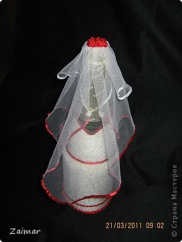Готовлюсь к свадьбе сестренки. Свадьба будет в красно белых тонах. Это первая пара фото 8