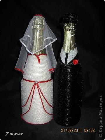 Готовлюсь к свадьбе сестренки. Свадьба будет в красно белых тонах. Это первая пара фото 2