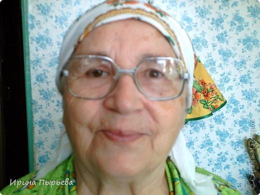 Это наша бабушка-очень любит чистоту и порядок! фото 5