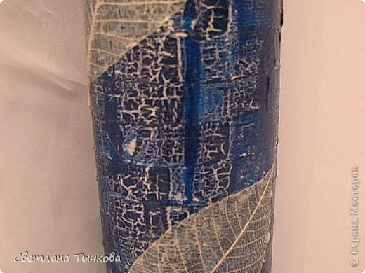 На заказ для интерьера в серебристо-синих оттенках фото 5
