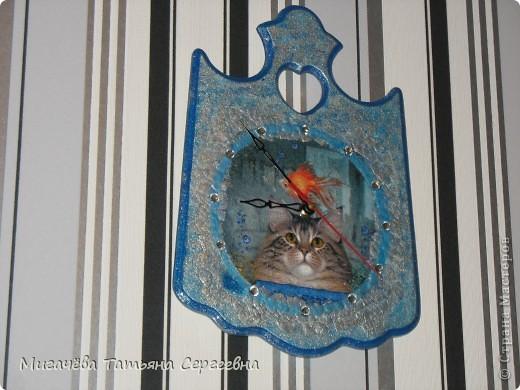 Часики с котом. фото 1
