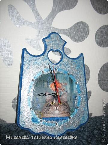 Часики с котом. фото 3