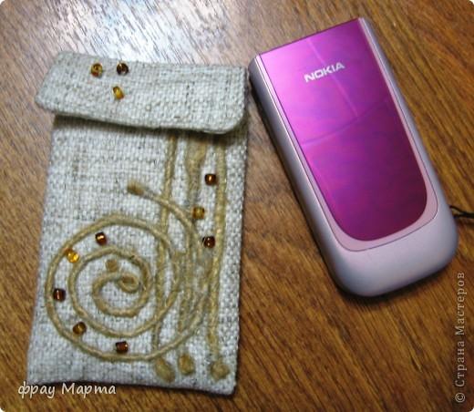 Ковбойский наряд для телефона. фото 2