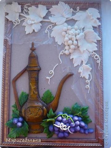Натюрморт с виноградом фото 3