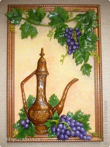 Натюрморт с виноградом фото 4