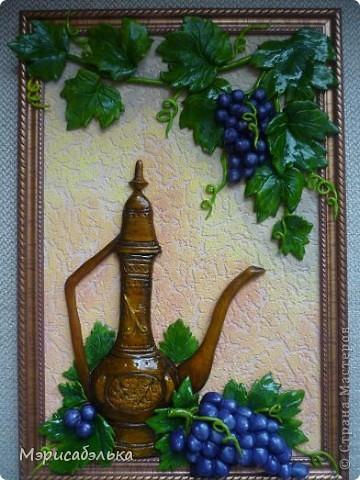 Натюрморт с виноградом фото 5