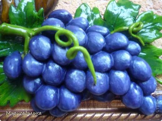 Натюрморт с виноградом фото 8