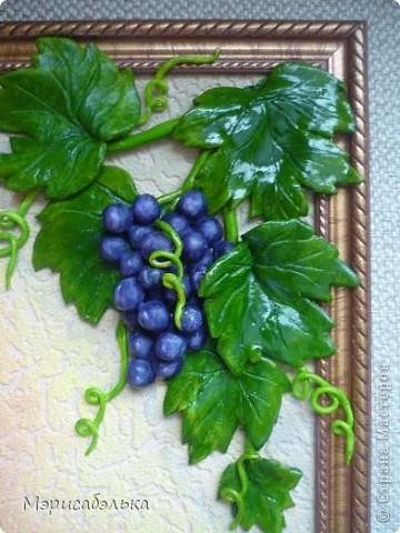 Натюрморт с виноградом фото 9