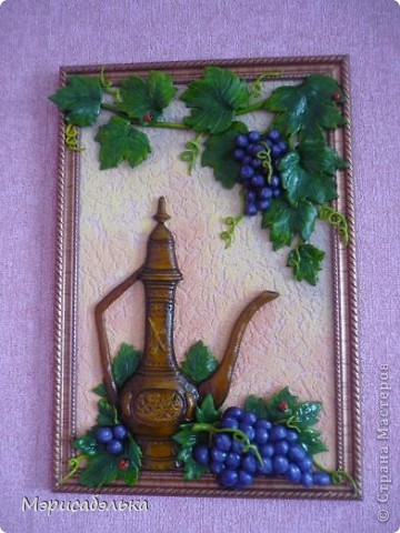 Натюрморт с виноградом фото 10