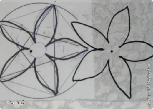 Этот МК о том как я пыталась сделать цветы апельсина, для апельсинового дерева! И вот что у меня получилось!  фото 6