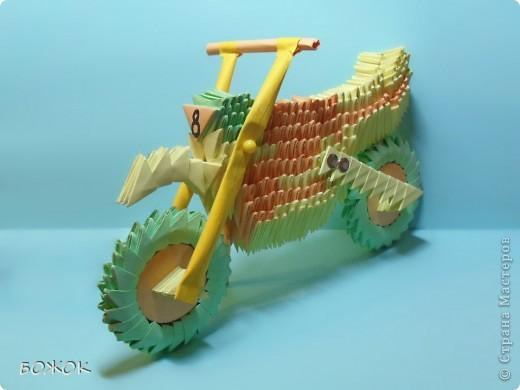 Оригами для мальчика машина
