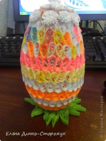 Яйцо получилось большое. Ну точно не куриное фото 2
