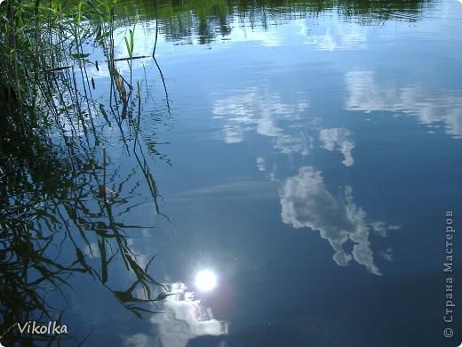 """Люблю смотреть на облака! Всегда засматриваюсь на них, не думая о том, что так можно и упасть :-))! И если есть возможность - фотографирую. А возможность есть в основном на даче. Приглашаю всех, небезразличных к """"небесным странникам"""", на мою страничку! фото 6"""