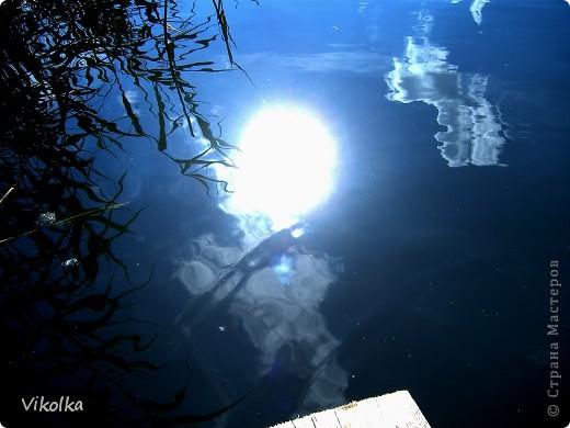 """Люблю смотреть на облака! Всегда засматриваюсь на них, не думая о том, что так можно и упасть :-))! И если есть возможность - фотографирую. А возможность есть в основном на даче. Приглашаю всех, небезразличных к """"небесным странникам"""", на мою страничку! фото 7"""