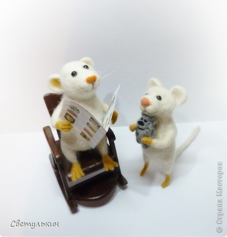 Мышки... фото 8