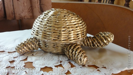 Черепашка-шкатулка фото 1