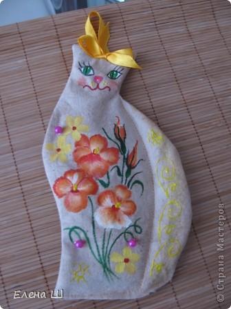 Вот такие красотки появились у меня перед праздником. Идея взята вот здесь http://podarki.gallery.ru/watch?ph=3Wk-bMYnz   фото 6