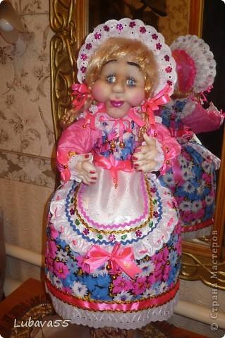 Куклы-пакетницы фото 8