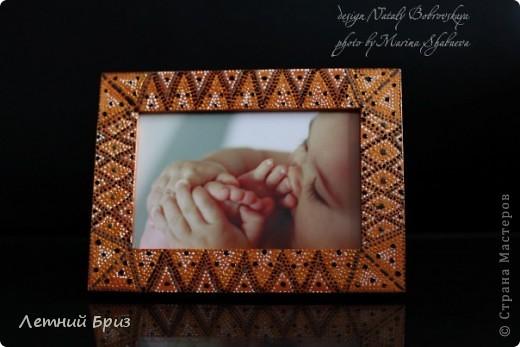 """Рамочки """"Этню"""" и """"Африка"""" размер 10х15, натуральное дерево, роспись акрировыми красками, лак. фото 2"""