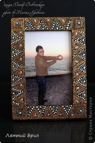 """Рамочки """"Этню"""" и """"Африка"""" размер 10х15, натуральное дерево, роспись акрировыми красками, лак. фото 5"""