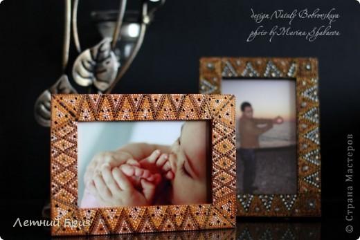 """Рамочки """"Этню"""" и """"Африка"""" размер 10х15, натуральное дерево, роспись акрировыми красками, лак. фото 7"""