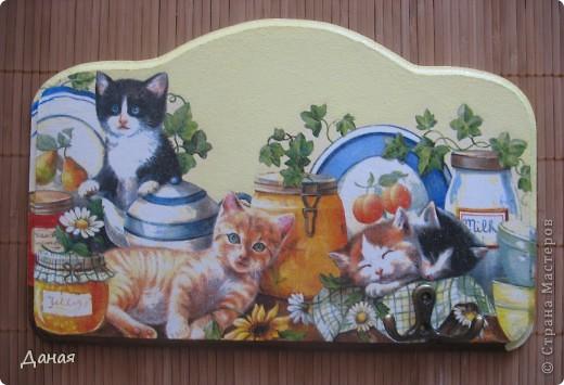 Решила сделать серию работ с кошачьей тематикой. Сегодня покажу то, что уже готово. фото 6