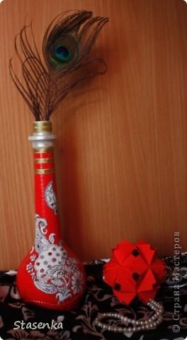 Бутылочка в восточном стиле фото 2