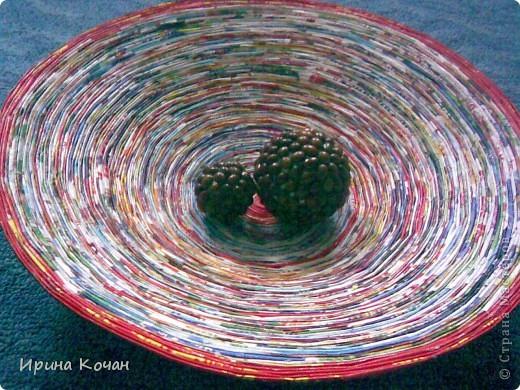 тарелка с кофейными шариками фото 1