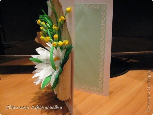 открыточка-ромашки фото 4