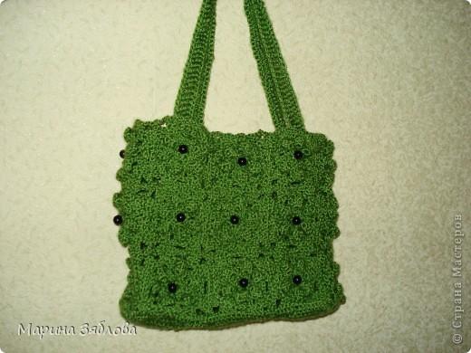 Вот и моя сумочка готова. фото 1