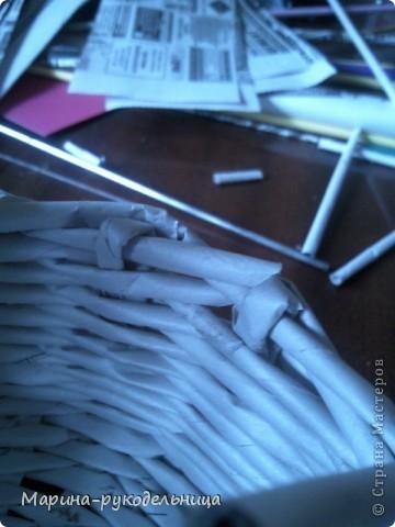 Мой пасхальный кролик смотрит лицом в корзинку, а мы будем делать лицом от корзинки, вообщем, вариантов много. фото 6