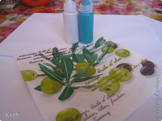 """Вот такая """"оливковая"""" тарелочка. фото 6"""