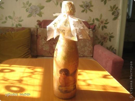 очередная бутылочка-сделала за 3 часа фото 1
