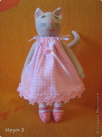 Кошечка Муся фото 2