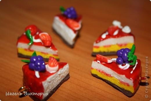мои первые тортики фото 4