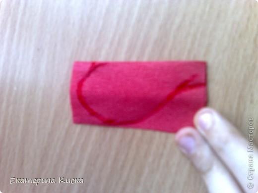 это мои розочки которые сделаны из гофр.бумаги,клея ПВА-М,понадобятся еще ножницы,и обычная глубокая ложка!  фото 3