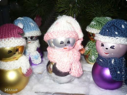 Вот таких снегурочек сделала в подарок своим подружкам фото 2