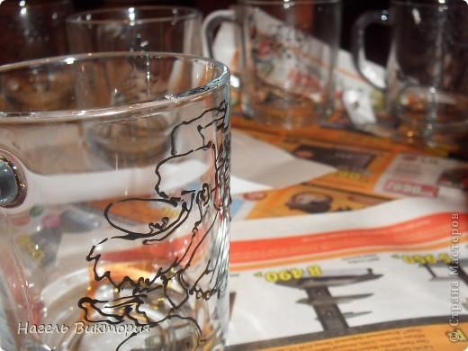 Новогодние стаканчики фото 1